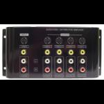 Calrad Electronics 40-936B Black video line amplifier