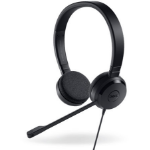 DELL UC150 headset Head-band Binaural Black
