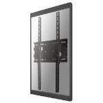 Newstar PLASMA-WP100 signage display mount 2,16 m (85 Zoll) Schwarz