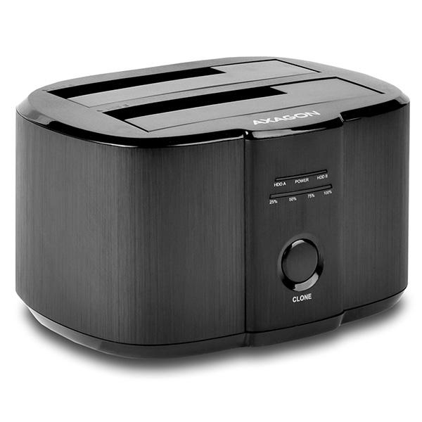 AXAGON ADSA-ST STORAGE DRIVE DOCKING STATION USB 3.0 (3.1 GEN 1) TYPE-B BLACK