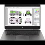 HP ZBook Studio x360 G5 Silber Mobiler Arbeitsplatz 39,6 cm (15.6 Zoll) 1920 x 1080 Pixel Touchscreen Intel® Core™ i7 der achten Generation 8 GB DDR4-SDRAM 512 GB SSD Windows 10 Pro