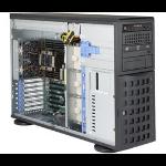 Supermicro SuperServer 7049P-TRT Intel C622 LGA 3647 (Socket P) Rack (4U) Black