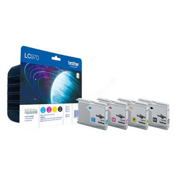 Ink Cartridge Value Blister Pack (lc970valbp)