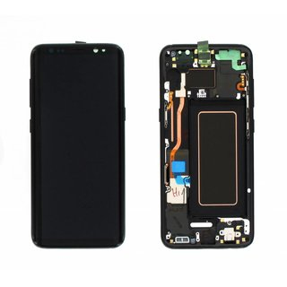 Samsung GH97-20457A mobile phone spare part Display Black