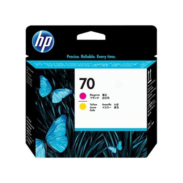 HP C9406A (70) Printhead magenta, 130ml