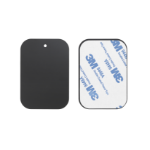 eSTUFF MagnIQ Metal Plates 2 pcs Mobile phone/smartphone Metallic Passive holder