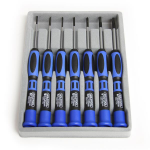 StarTech.com 7 Piece Precision Screwdriver Computer Tool Kit