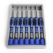 StarTech.com Juego Kit Set de Destornilladores de Precisión de 7 piezas- Torx Phillips Plano