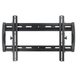 Sanus Systems LT25 37 Inch to  90 Inch TV Wallmount with Tilt in Black Graphite