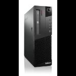 Lenovo ThinkCentre M83 3.2GHz i5-4460 SFF Black PC