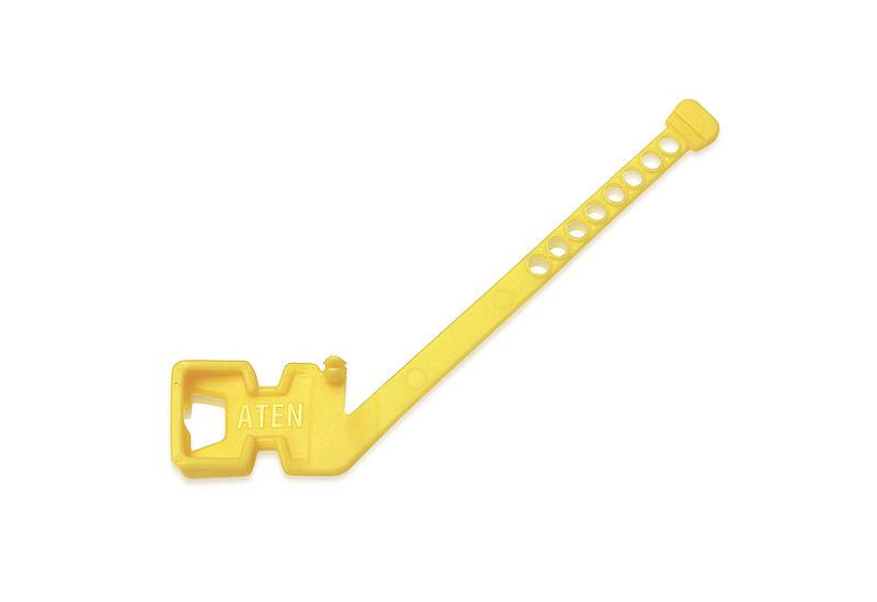 Aten 2X-EA12 cable lock Yellow