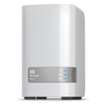 Western Digital My Cloud Mirror Gen 2 12TB 12TB Ethernet LAN Grey,White personal cloud storage device