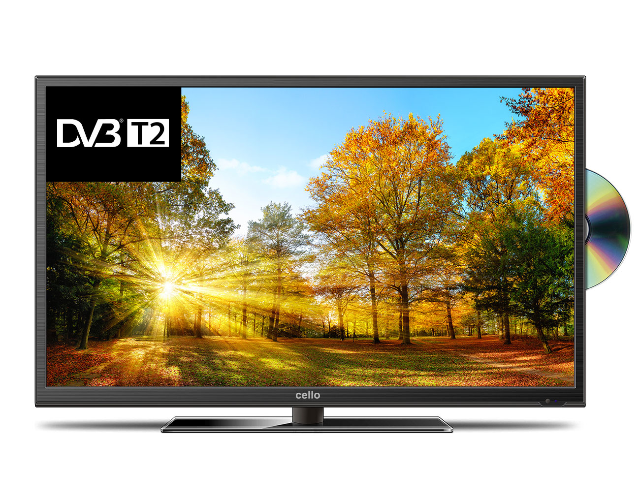 "Cello C32227FT2 32"" HD Black LED TV"