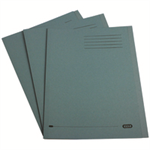 Elba 100090203 Polypropylene (PP) Blue folder