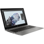 "HP ZBook 15u G6 Zilver Mobiel werkstation 39,6 cm (15.6"") 1920 x 1080 Pixels Touchscreen Intel® 8ste generatie Core™ i7 16 GB DDR4-SDRAM 512 GB SSD Windows 10 Pro"