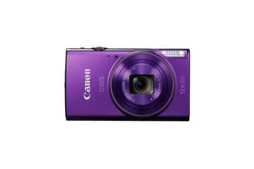 "Canon IXUS 285 HS Compact camera 20.2 MP CMOS 5184 x 3888 pixels 1/2.3"" Purple"