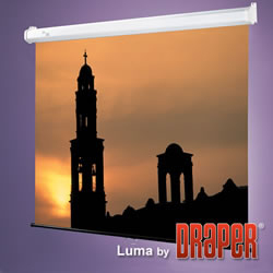 "Draper DR207008 84"" 4:3 projection screen"