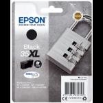 Epson C13T35914010 (35XL) Ink cartridge black, 2.6K pages, 41ml