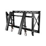 "Peerless DS-VW765-LAND flat panel wall mount 165.1 cm (65"") Black"