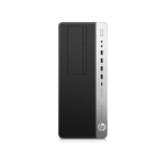 HP EliteDesk 800 G3 Tower 3.6GHz i7-7700 Tower Black,Silver PC