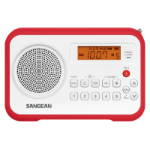 Sangean PR-D18 Portable Digital Black radio