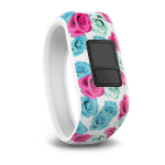Garmin Real Flower Blue,Pink,White