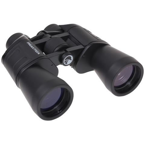 Praktica Falcon 7x50 Binoculars BK-7 Black binocular