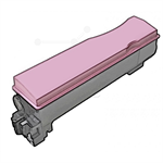 Katun 44099 compatible Toner magenta, 10K pages (replaces Utax 4462610014)