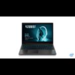 """Lenovo IdeaPad L340 Gaming Black Notebook 15.6"""" 1920 x 1080 pixels 9th gen Intel® Core™ i7 i7-9750H 8 GB DDR4-SDRAM 1256 GB HDD+SSD"""