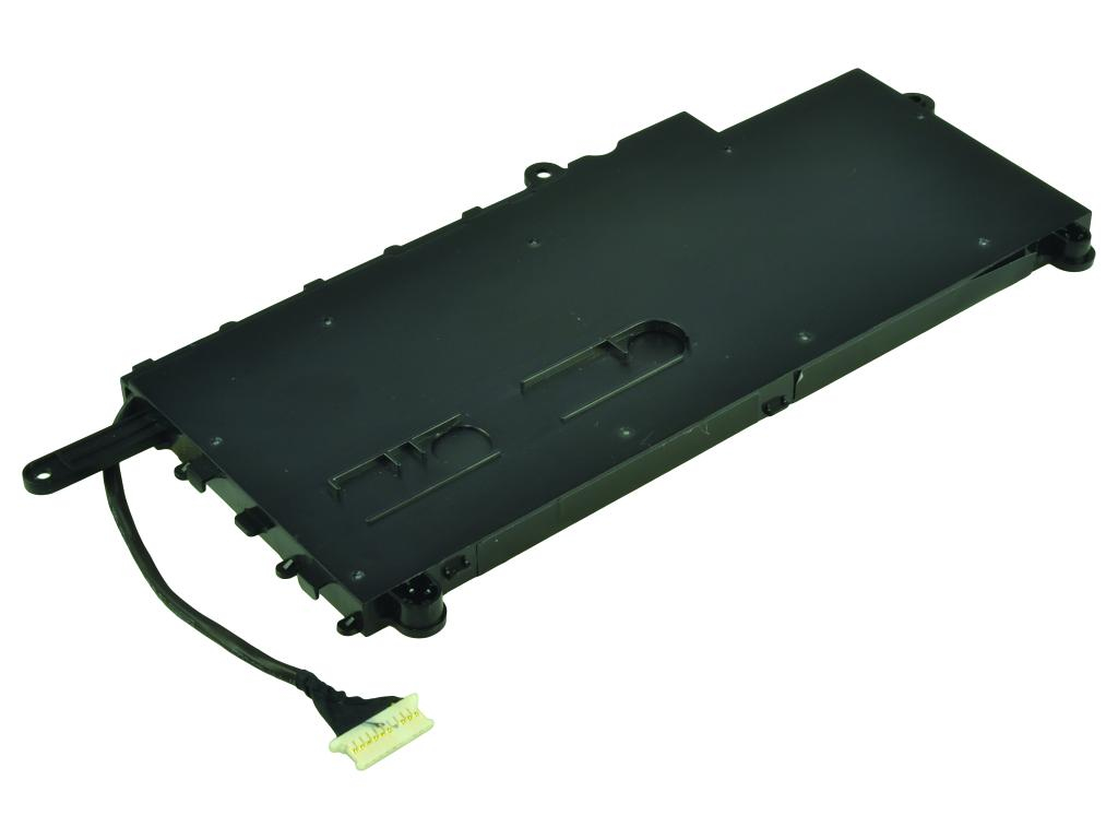 2-Power 7.4v, 27Wh Laptop Battery - replaces 751875-001