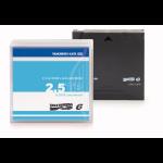 Tandberg Data OV-LTOBCL620 blank data tape LTO 2500 GB 1.27 cm