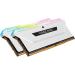 Corsair Vengeance CMH32GX4M2D3600C18W memory module 32 GB 2 x 16 GB DDR4 3600 MHz