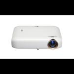LG PW1500G data projector 1500 ANSI lumens DLP WXGA (1280x800) 3D Desktop projector White