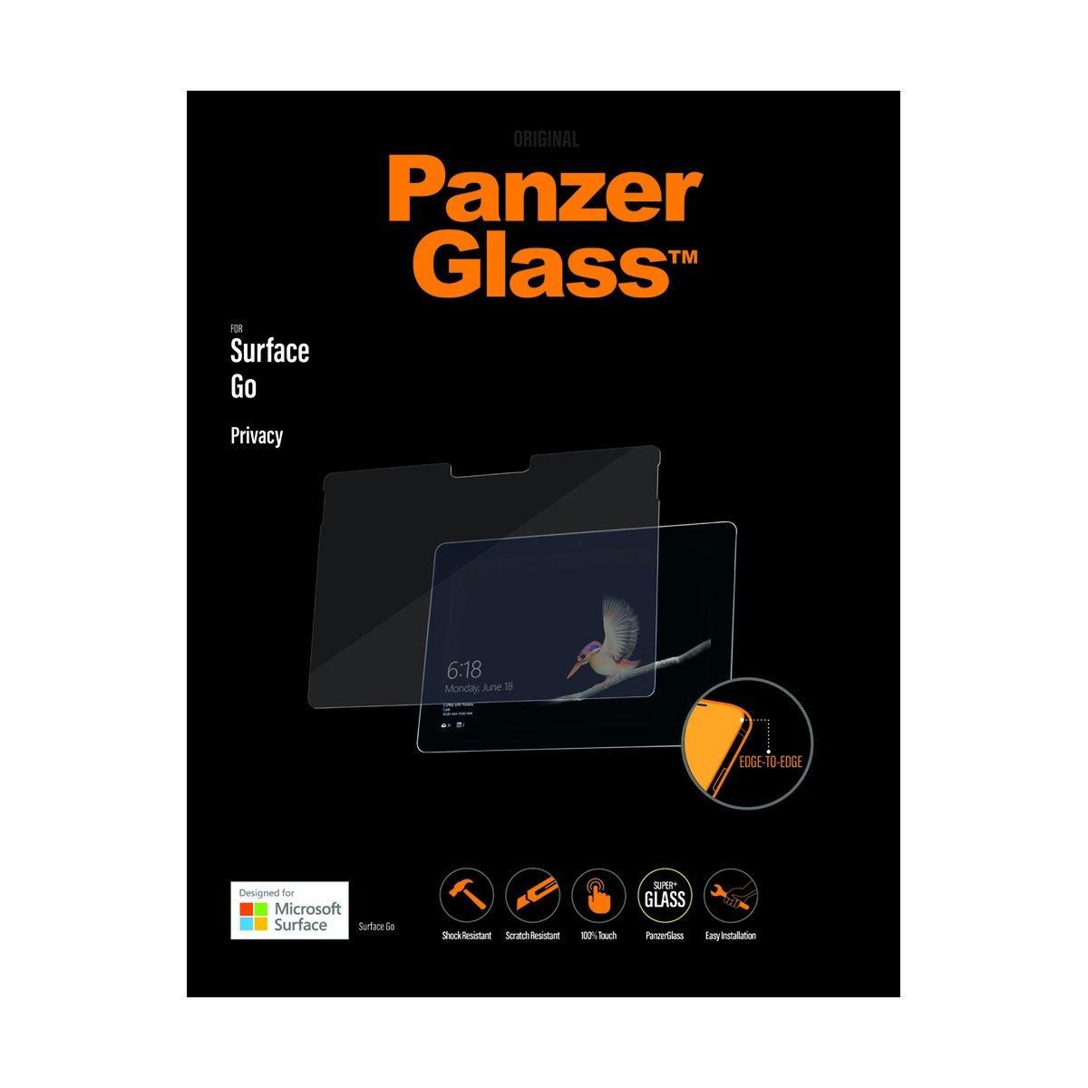 PanzerGlass P6255 protector de pantalla Protector de pantalla anti-reflejante Tableta Microsoft 1 pieza(s)