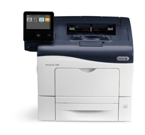 Xerox VersaLink C400 A4 35 / 35Ppm Duplex Printer Sold Ps3 Pcl5E/6 2 Trays 700 Sheets