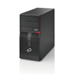 Fujitsu ESPRIMO P556 3.7GHz i3-6100 Micro Tower Black,Red