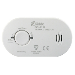 Kidde KID-5CO smoke detector Carbon monoxide detector Interconnectable Wireless