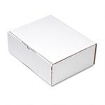 FSMISC MAILING BOX 220X110X80MM OYSTER PK25
