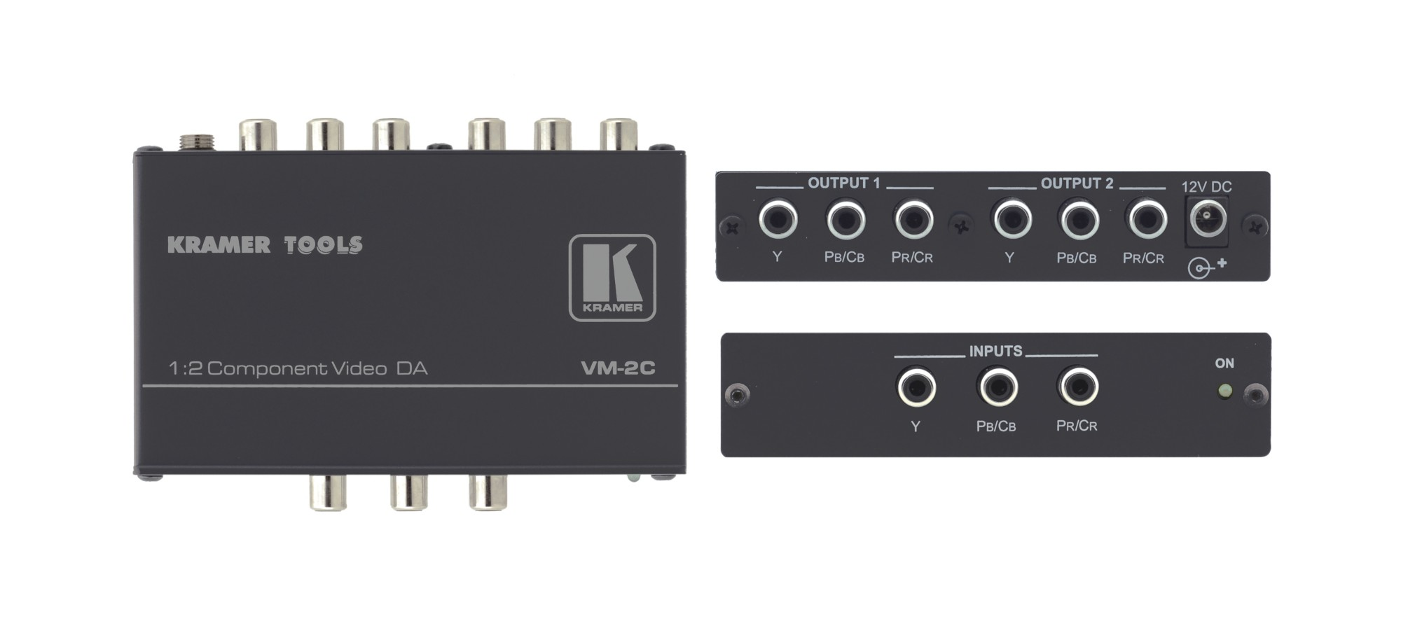 Kramer Electronics VM-2C 510MHz video line amplifier