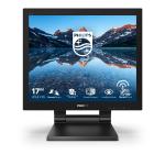 "Philips B Line 172B9T/00 LED display 43.2 cm (17"") 1280 x 1024 pixels SXGA LCD Black"
