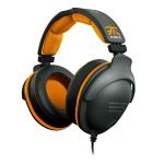 Steelseries Black & Orange 9H Fnatic Edition USB Headset