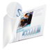 Leitz Soft Covers White binding cover