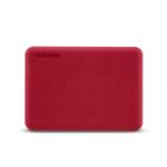 Toshiba Canvio Advance external hard drive 1000 GB Red