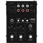 IMG Stage Line MMX-11USB 2 channels 20 - 20000 Hz Black