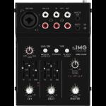 IMG Stage Line MMX-11USB 2 channels 20 - 20000 Hz Black