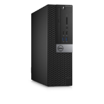 DELL OptiPlex 3040 3.7GHz i3-6100 SFF Black PC