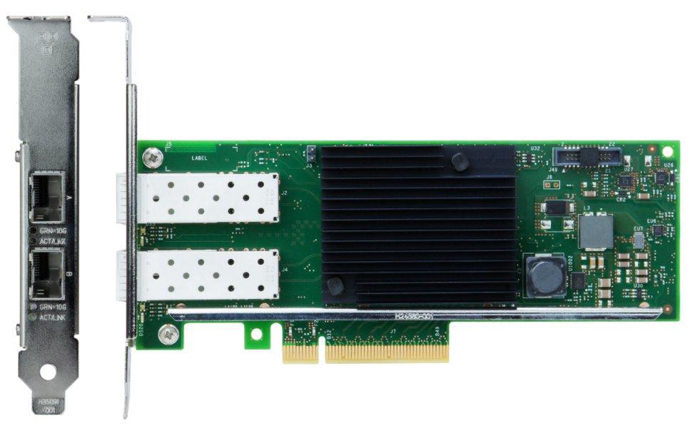 Lenovo 7ZT7A00537 adaptador y tarjeta de red Fibra 10000 Mbit/s Interno