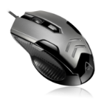 Adesso iMouse X1 mouse USB Optical 3200 DPI Ambidextrous