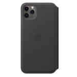 "Apple MX082ZM/A?ES funda para teléfono móvil 16,5 cm (6.5"") Folio Negro"
