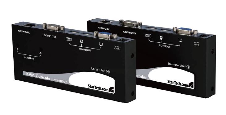 StarTech.com SV565UTPUGB video splitter